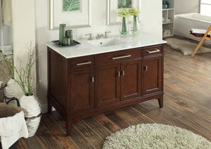 "49"" Benton Collection Theron Bathroom Sink Vanity # GD-6602-48 - Chans Furniture - 3"