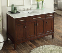 "49"" Benton Collection Theron Bathroom Sink Vanity # GD-6602-48 - Chans Furniture - 2"