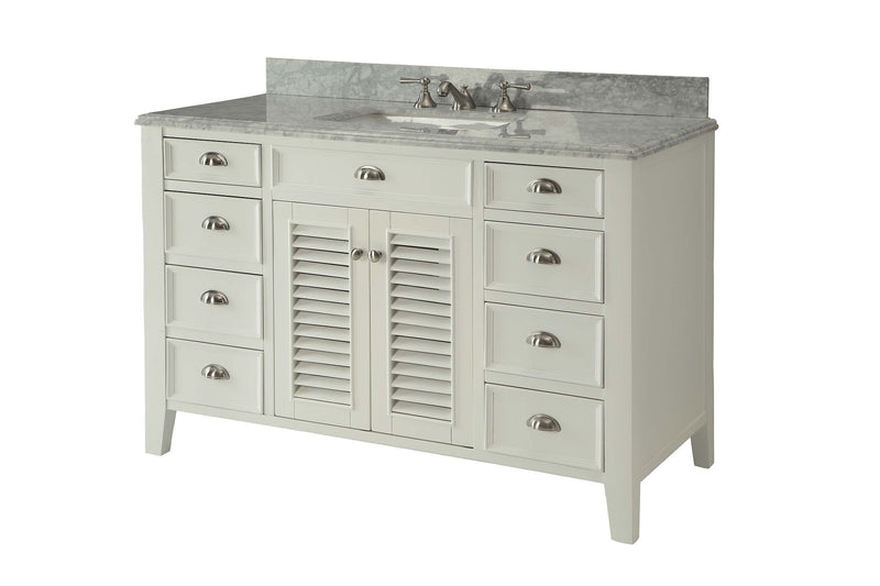 Kalani 50-inch Vanity YR3028Q50 - Chans Furniture - 5