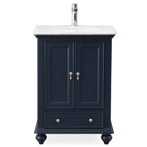 "25"" Tennant Brand Gillian Powder Room Bathroom Sink Vanity 9805NB"