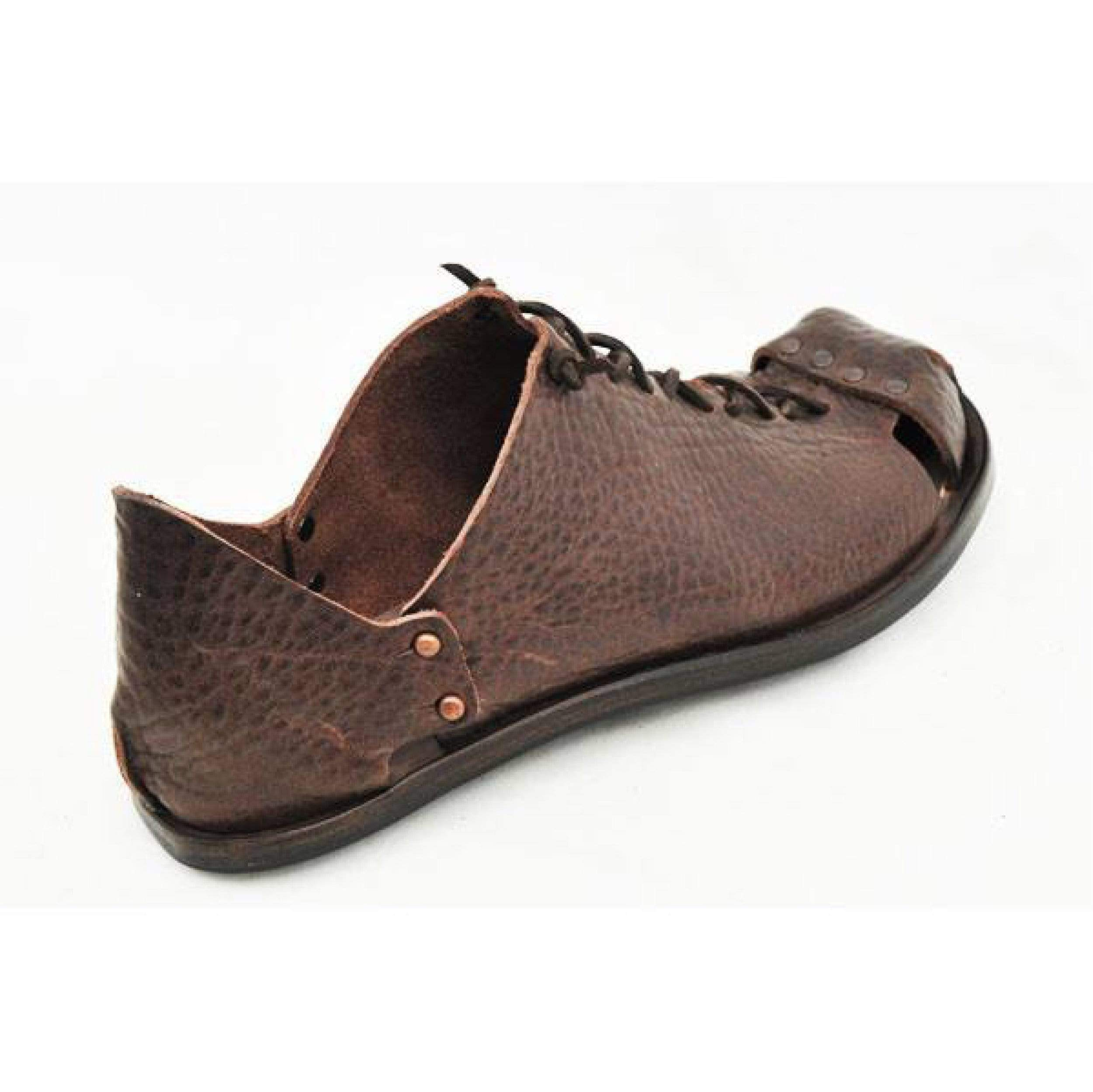 Handmade Vintage Leather Casual Shoes