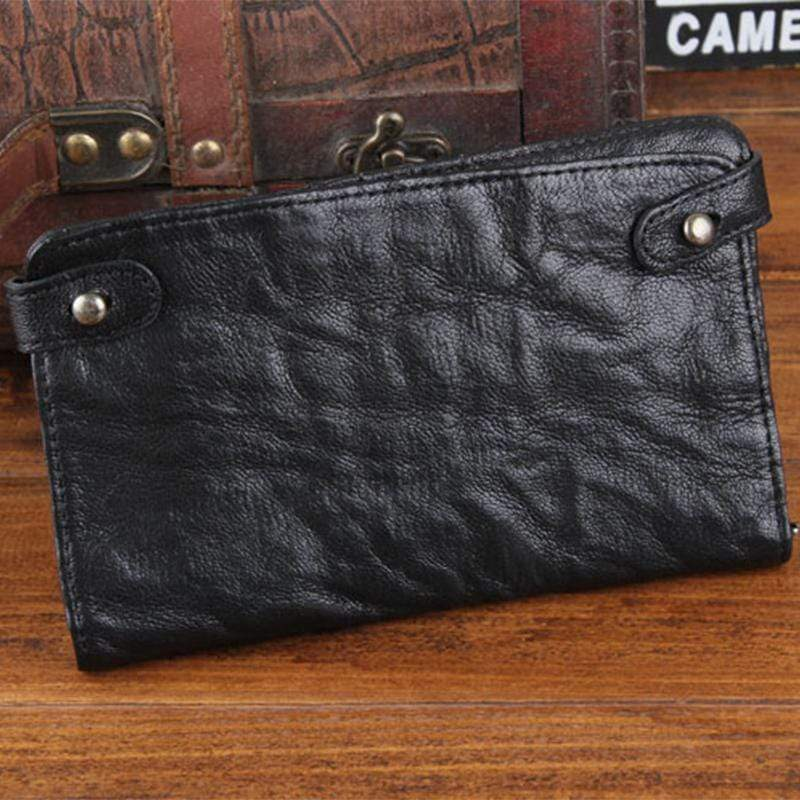 Men's Leather Card Wallet