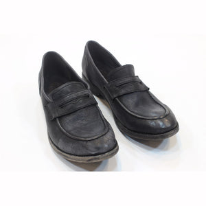 Men's Vintage British Style Handmade Leather Loafers