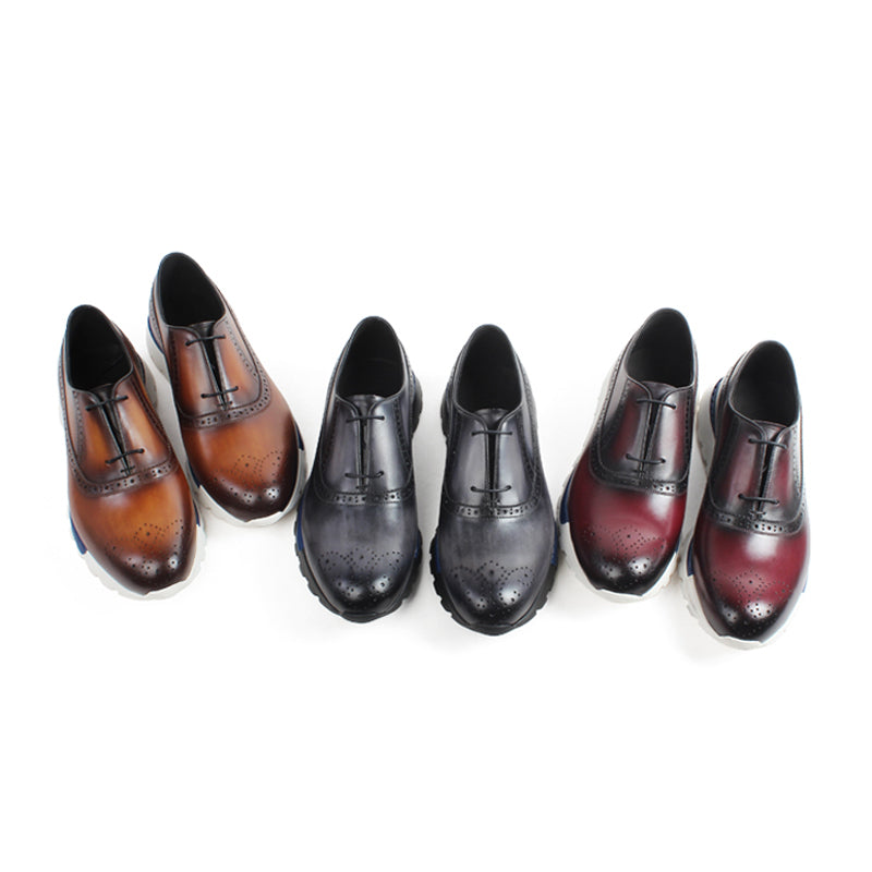 Original Design Casual Leather Shoes