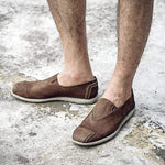 Men's Vintage Casual Flats