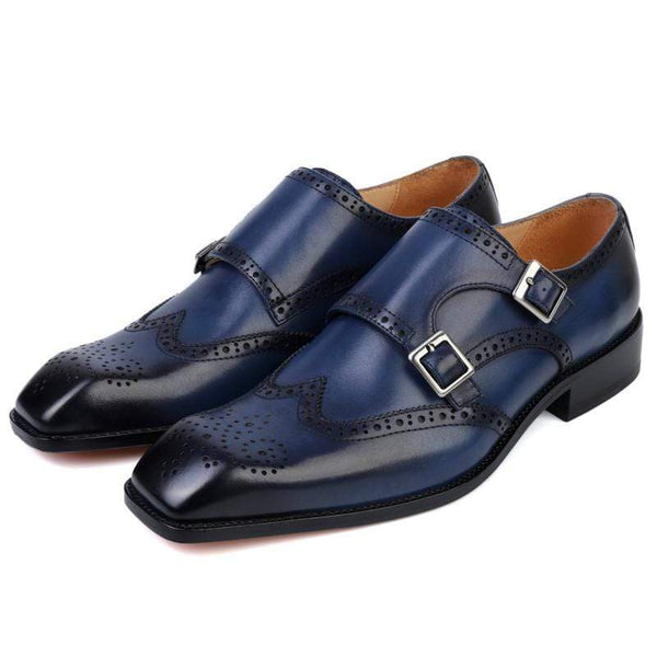 Goodyear Leather Handmade Dress Shoes