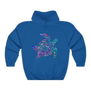 Colorful Saving Shelley Unisex Hoodie 2 Sided Print