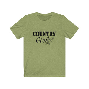 Country Girl, Unisex T-Shirt