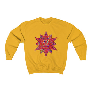Red Star, Unisex Sweatshirt