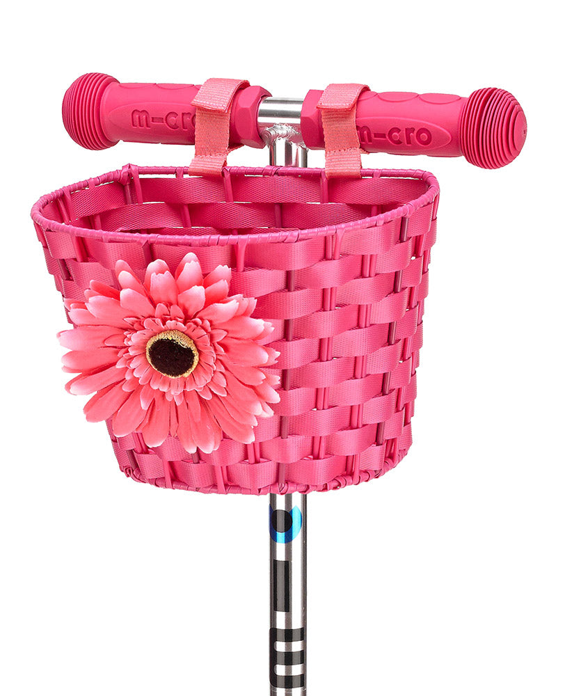 new micro scooter cute basket accessory