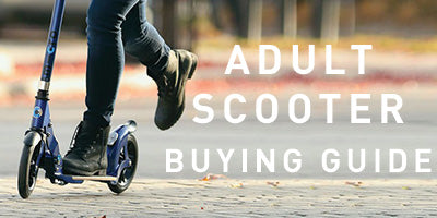 adult scooter buying guide