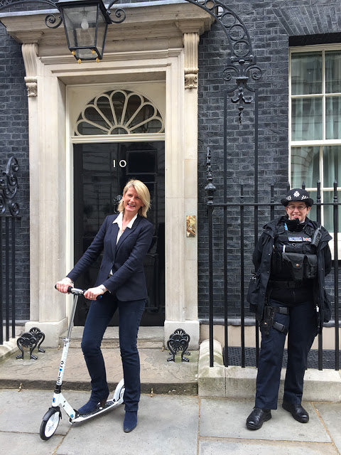 Co-founder of Micro Anna at 10 Downing Street