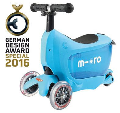 mini2go german design adward