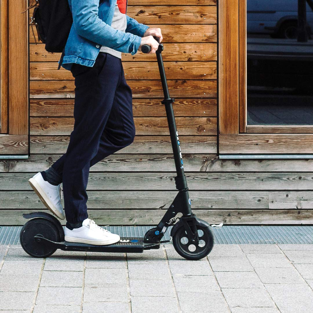 emicro Merlin electric scooter