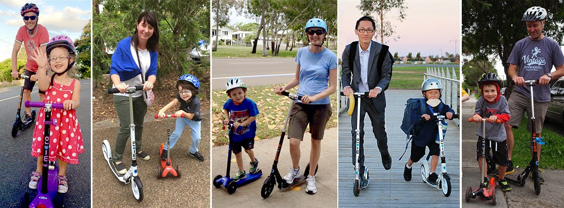 micro scooters micro dads