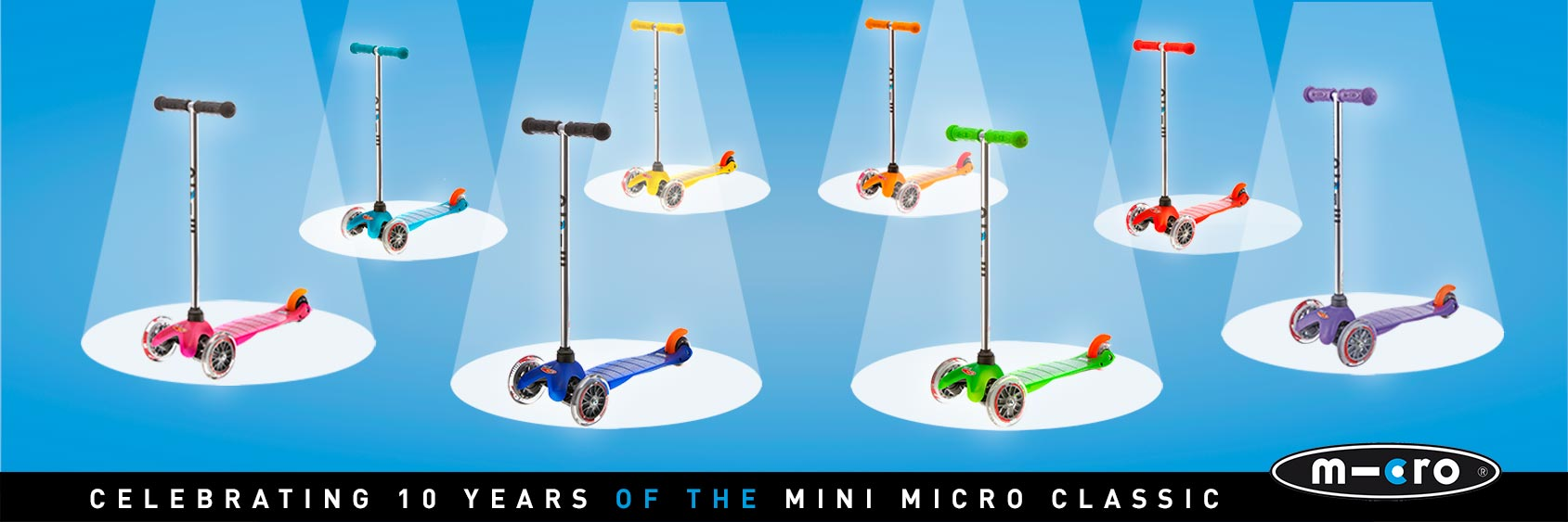 Celebrating 10 years of the Mini Micro Classic