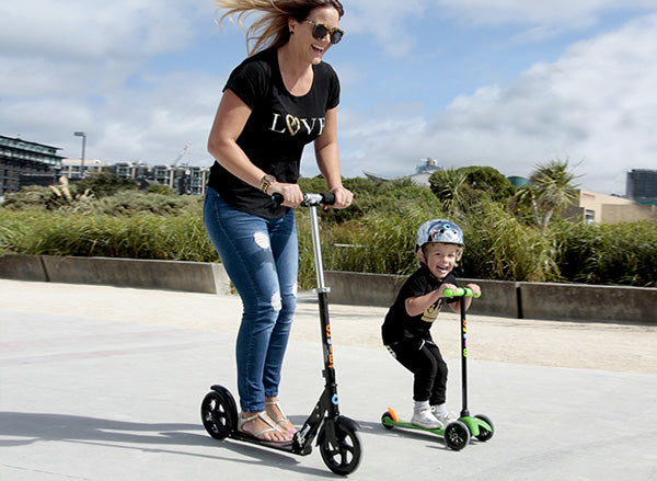 best mother's day present a micro scooter