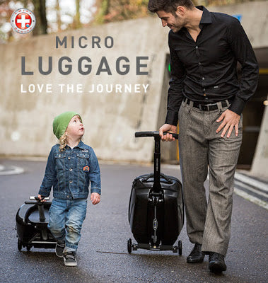Micro luggage perfect for travel