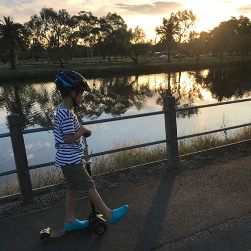 Melbourne Mamma Best Places to Scoot
