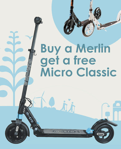 emicro Electric Scooter Valentines Day Offer