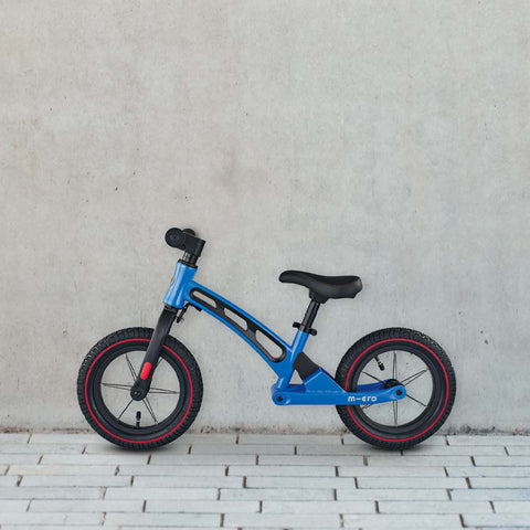 New Micro Scooter Balance Bike Deluxe Blue