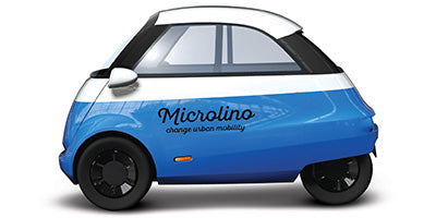 The Microlino - Mini electric car