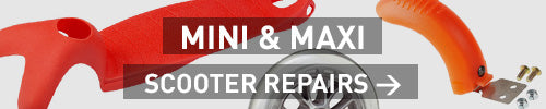 Mini & Maxi Scooter Repairs