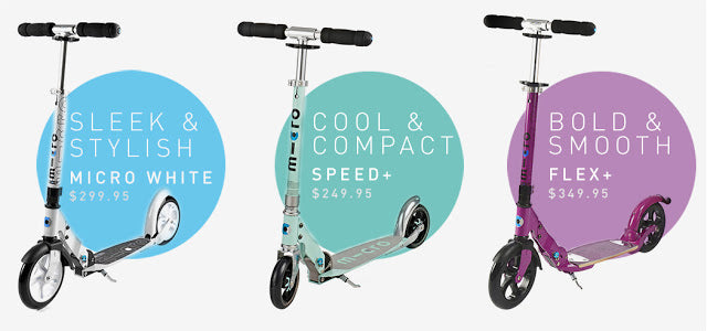 top scooters for Mother's Day