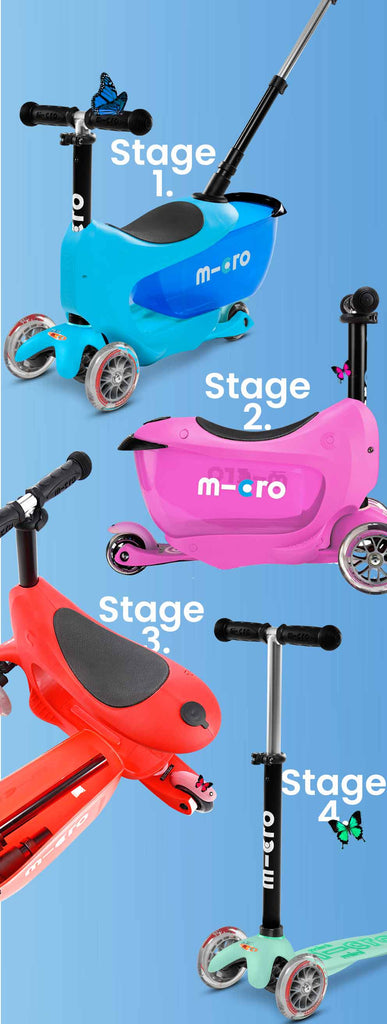 Mini2go Deluxe Preschooler Stages