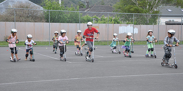 Micro Scooter Safety Programme