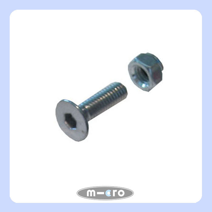 Board Fixation Screw Flat
