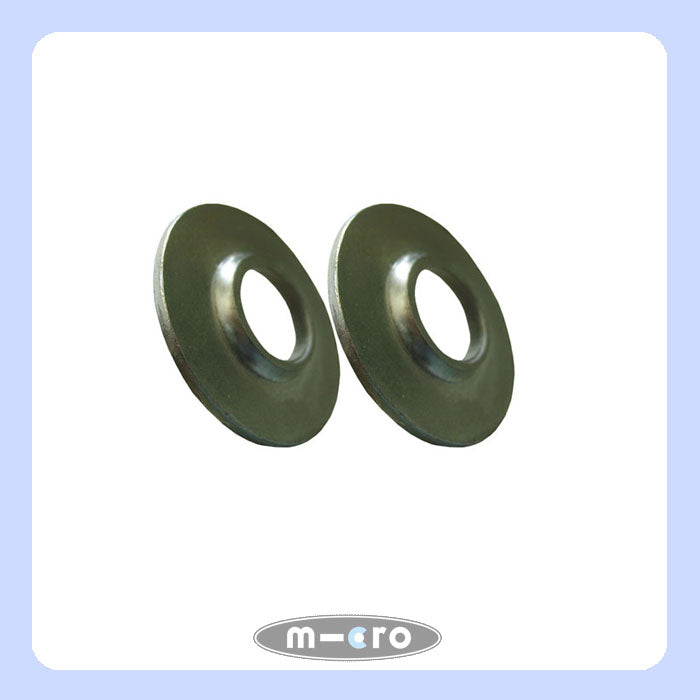 Steel Washer Pair
