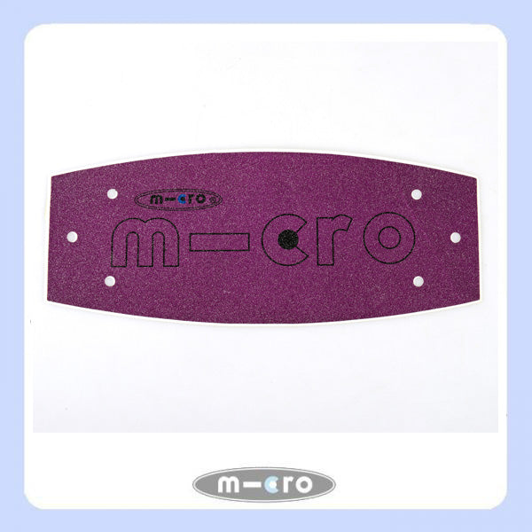 griptape for Micro Flex+ aubergine
