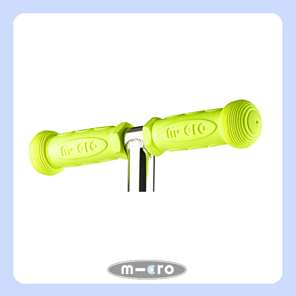 Rubber Grips - Neon Yellow