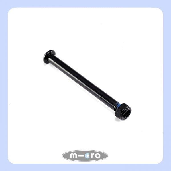 Micro benJ rear wheel axle