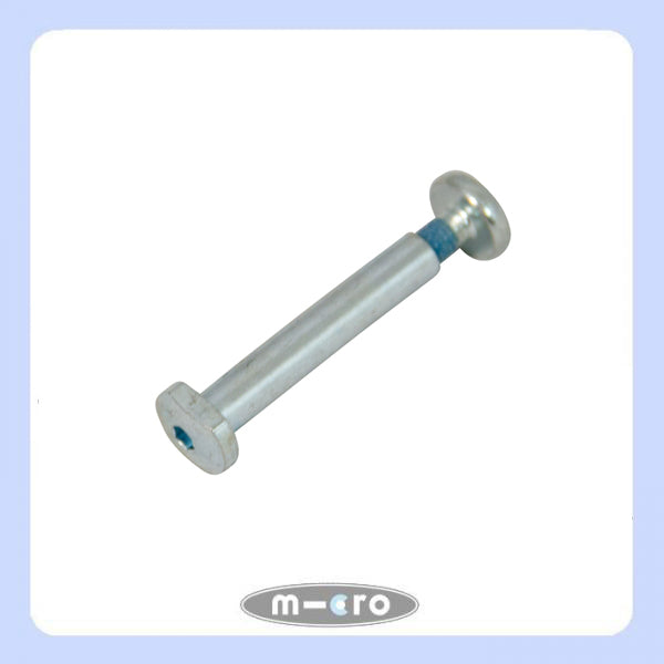 Front Wheel Axle R 46.5mm