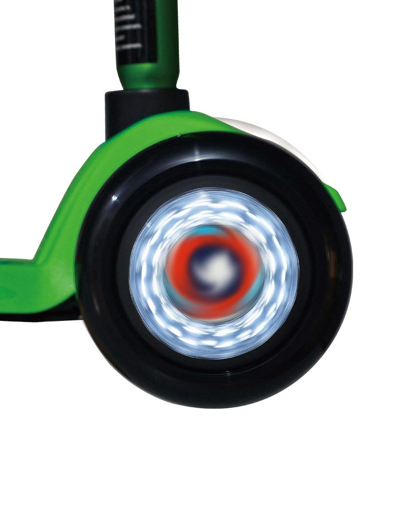 Micro Light Up Wheel Whizzers - Rocket