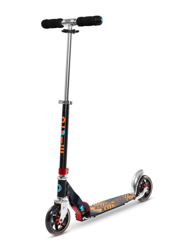 Micro Speed+ Scooter - Black/Orange