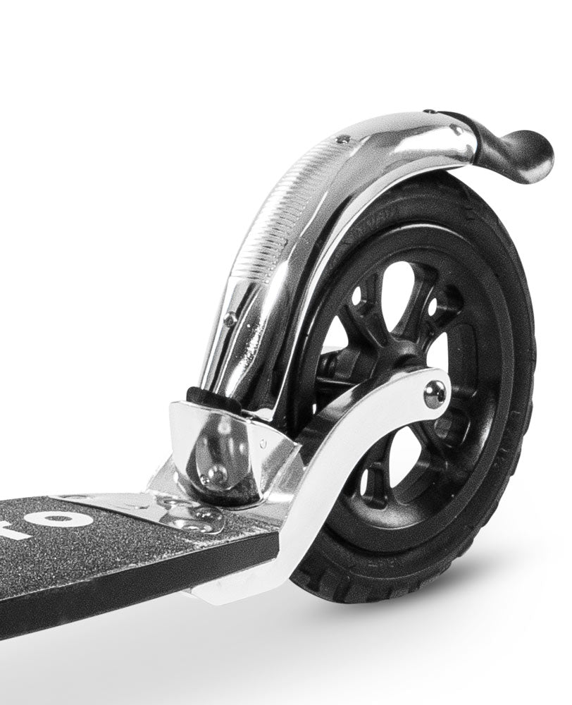 micro flex air scooter full PA GF deck rear wheel