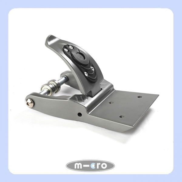 volcano grey kickboard monster rear section and brake