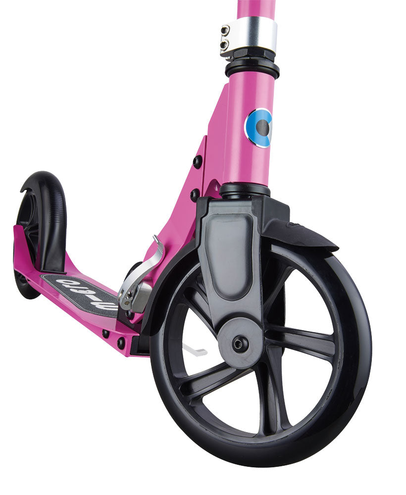 micro scooter cruiser pink front wheel