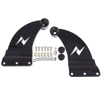 Anzo 851041 CHEVY SILVERADO/TAHOE/SUBURBAN / GMC SIERRA/YUKON/XL/DENALI 07-13 ROOF MOUNT BRACKETS FOR ANZO 52 Inch LED LIGHT BAR (881030)