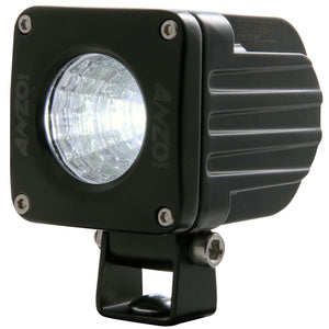 Anzo 861111 2 Inch X 2 Inch RUGGED 10W LED FLOOD BEAM LIGHT