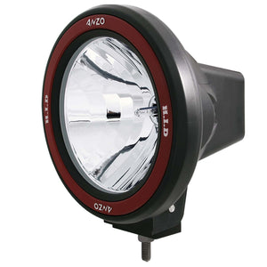 Anzo 861137 70W 7 Inch HID OFF-ROAD LIGHT w/ ANZO REMOVABLE BEZEL