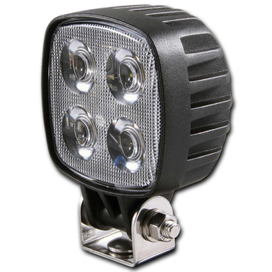 Anzo 881031 3 Inch X 3 Inch RUGGED HI-INTENSITY 3W LED OFF ROAD LIGHT