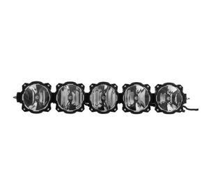KC Hilites Gravity LED Pro6 Polaris RZR 5-Light Combo LED Light Bar - #91309