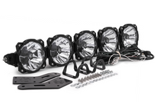 Load image into Gallery viewer, KC Hilites Gravity LED Pro6 Polaris RZR 5-Light Combo LED Light Bar - #91309