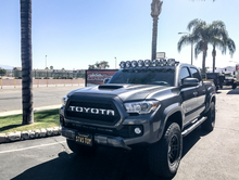 Load image into Gallery viewer, KC Hilites Gravity LED Pro6 05-18 Toyota Tacoma 8-light Combo LED Light Bar – #91331