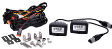 "Load image into Gallery viewer, KC Hilites 2"" C-Series C2 LED Backup Area Flood Light System - #519"