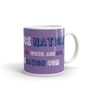 Lifted Truck Nation Purple Mug